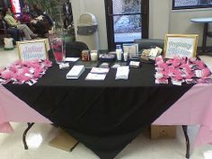 I think we had the cutest set up there. I loved the signs that Natalie's husband made. Vendor Table, Vendor Booth, Vendor Displays, Craft Show Displays, Baby Fair, Corporate Event Design, Vendor Events, Table Set Up, Wedding Show