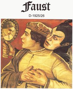 """""""Faust - Eine deutsche Volkssage"""" -  Friedrich Wilhelm Murnau"""
