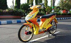Modifikasi Motor Beat Lama 2010 2013 2014
