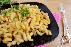 Dobbys Signature: Nigerian food blog | Nigerian food recipes | African food blog: Cheesy macaroni with Parsley