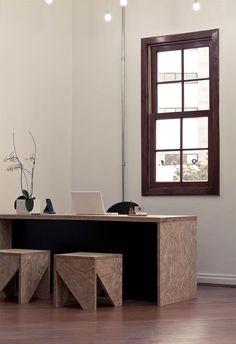 Eu gosto de madeira compensada OSB! Cool Usage 31 Selection | DIYER (s)
