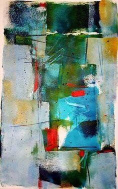 "Rollin by sterling edwards Acrylic ~ 15"" x 22"""