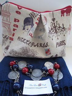 Ana Love Craft: CONJUNTO PARIS - PARIS SET