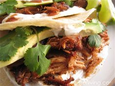 Tacos Carnitas. The best kind of yum.
