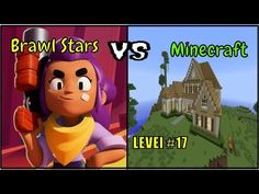 Brawl Stars and Minecraft '' Let's play . Youtubers, Minecraft S, The Wolf Among Us, Off Game, One Chance, Game Title, Survival Mode, Custom Map, Youtube