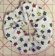 10 easiest free sewing patterns: potholder, scrunchie, pillow case, scarf, craft tool holder, bag caddy . . .