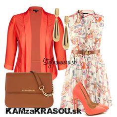 #kamzakrasou #sexi #love #jeans #clothes #dress #shoes #fashion #style #outfit #heels #bags #blouses #dress #dresses #dressup #trendy #tip #new #kiss #kisses Jar v podaní pestrých farieb Štýl na mieru - Čas na šaty - KAMzaKRÁSOU.sk
