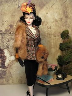 The Couture Touch: How to wear FUR, Part 1