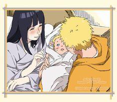 Naruto Shippuden Sasuke, Naruto Kakashi, Anime Naruto, Naruto Funny, Hinata Hyuga, Naruto Art, Uzumaki Family, Naruto Family, Boruto Naruto Next Generations
