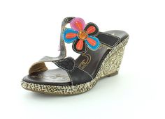 L'Artiste by Spring Step Women's Riviera Sandals => You can find more details here : Wedge sandals