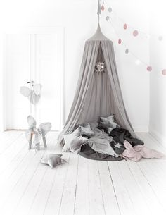 Lovely tent for kids room