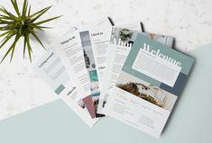 37 Best Book images in 2019   Brochure template, Portfolio