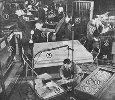 Unique Sound Effects in Radio, February 1939 Radio-Craft