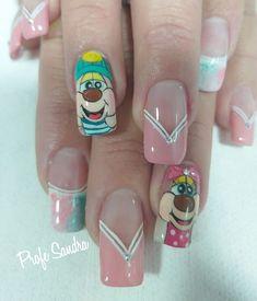 Erika, Nails, Finger Nails, Polish Nails, Pretty Toe Nails, Pretty Gel Nails, Cute Nails, Ongles, Nail
