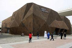Portugal's Pavilion at Expo 2010 - Shanghai, China