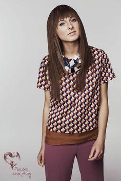 Pokochaj swoje włosy – sesja! :) | Maddinka