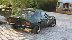 Opel Gt Hot Rods, Classic Cars, Restoration, Vehicles, Wheels, Gray, Image, Nice Cars, Nice Asses