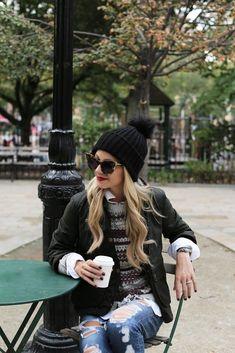 fall in NYC