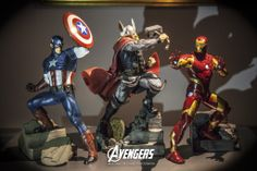 #collection #kotobukiya #bowen #ericksosa #randybowen #statue #marvel #avengers #xmen #hulk #wolverine #spiderman