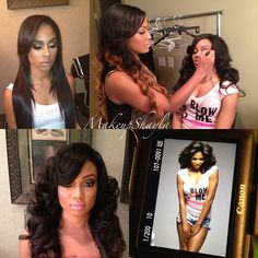 .@makeupshayla | Some pics from the @Holley Roberts Imports photo shoot with photographer _photograph... | Webstagram - the best Instagram viewer