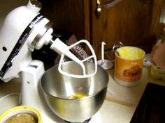 How to Adjust the Beaters on a KitchenAid Stand Mixer - YouTube