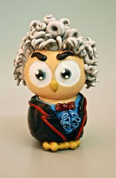 The Doctors as Owls: 3