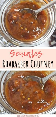 Lower Excess Fat Rooster Recipes That Basically Prime This Easy Spicy Rhubarb Chutney Is Flavored With Indian Spices And Raisins - My Favorite Savory Rhubarb Recipe It's Perfect For Bbqs, With Pork Chops And Makes A Great Food Gift Vegan, Too Easy Chutney Recipe, Indian Chutney Recipes, Indian Food Recipes, African Recipes, Rhubarb Recipes Savory, Great Recipes, Favorite Recipes, Ruhbarb Recipes, Family Recipes