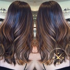 My beautiful wife @babyjewel  #balayage #natural #haircolor #stylehousenola #hair #hairbypf