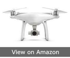 DJI Phantom 4 drone with camera