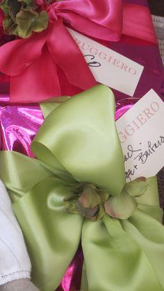 Gorgeous ribbon makes the gift!!