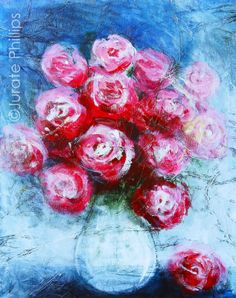 Gourmet Art Studio: Anniversary Roses