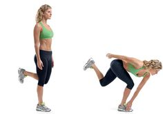 New moves to put into the workouts