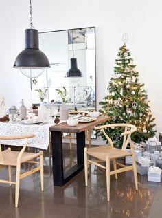 Xmas inspiration. Voor meer kerstmis kijk ook eens op http://www.wonenonline.nl/interieur-inrichten/kerst-interieur-inspiratie/