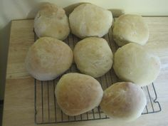 Beer Rolls from Lillian's Cupboard
