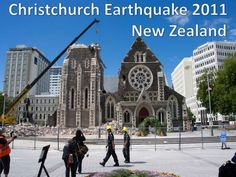 This is a case study on the Christchurch Earthquake in New Zealand in February 2011 and is ideal for anyone studying A Level Geography.