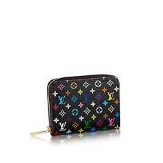 Zippy Coin Purse Monogram Multicolore Canvas - Small Leather Goods | LOUIS VUITTON
