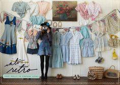 Vintage Clothing / Vintage Loves at Free People on we heart it / visual bookmark #23044144