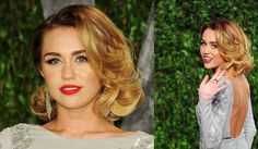 I know it's miley cyrus, but her hair is beautiful! and I'm thinkning about it!!
