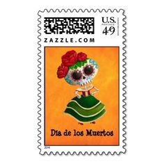 ==>>Big Save on          	Dia de Muertos Mexican Miss Death Stamps           	Dia de Muertos Mexican Miss Death Stamps We provide you all shopping site and all informations in our go to store link. You will see low prices onShopping          	Dia de Muertos Mexican Miss Death Stamps Online Sec...Cleck Hot Deals >>> http://www.zazzle.com/dia_de_muertos_mexican_miss_death_stamps-172202934015402399?rf=238627982471231924&zbar=1&tc=terrest