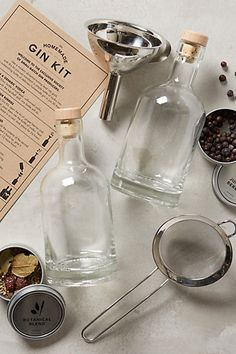 The Homemade Gin Kit $45.00 if I was a mother I would want this lol @faucheerbabe @klparker83