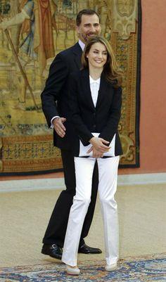 King & Queen of Spain