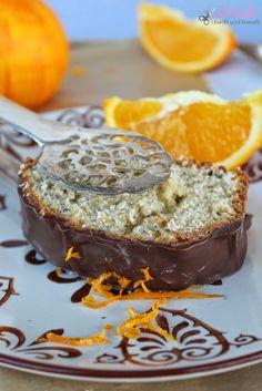Kuchen wie von Oma | Rezept für Orangen-Nusskuchen