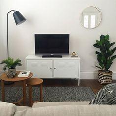 Ikea 'PS' cabinet @katemccarthystylist                              …