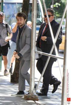 Daniel Radcliffe in NYC July 2016