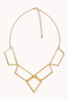 Forever 21 necklace @Kara Selle