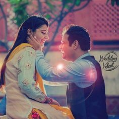 A good snapshot keeps a moment from running away. The manner in which his hand is placed across her face depicts a very gentle and simple way of relationships which are needed today.  For more visit us at www.wedamor.com Photo Credits: Wedding Velvet  #Wedamor #WeddingPlanner #CandidPhotography #WeddingVelvetPhotography  #WeddingPhotography #IndianWeddings #IndianBride #IndianBeauty #BeautifulIndianBride #BrideandGroom #PreWeddingPhotography #IndianBrideAndGroom #BigFatIndianWedding…
