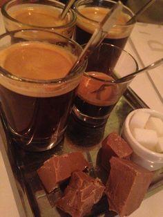 Koffie bij Blathazar's Keuken