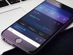 Stock calendar app