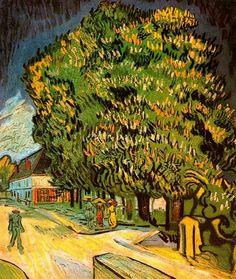 Vicent Van Gogh - Castaño en Flor