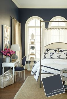 Saved from another pinner on pintrest. Master Bedroom Paint Color ...